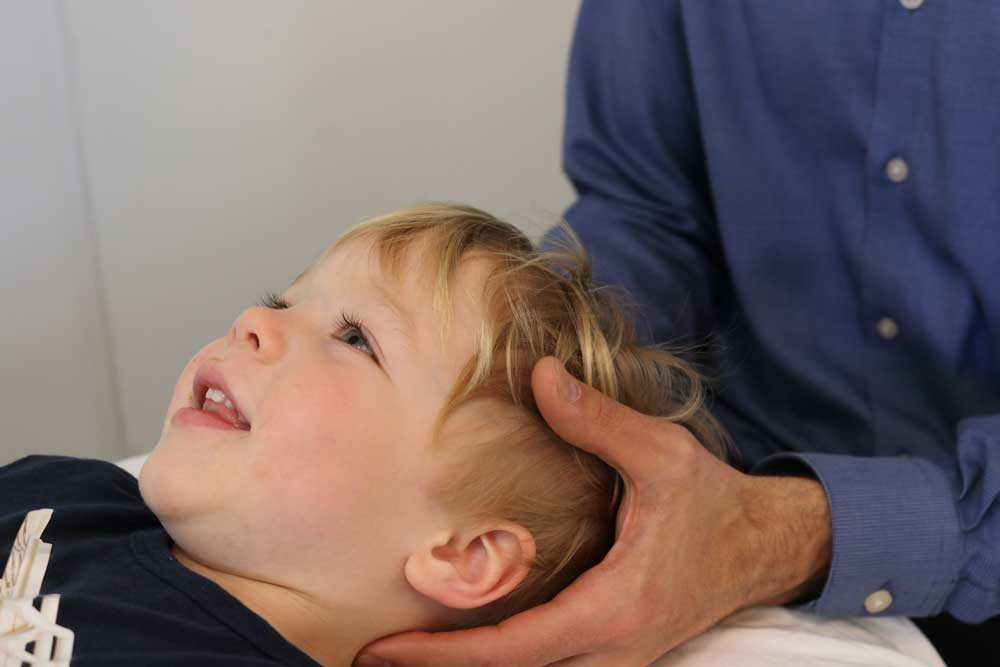 Healing with Osteopathy